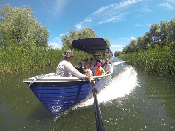 Excursii si transport pescari Dunavatu de Jos