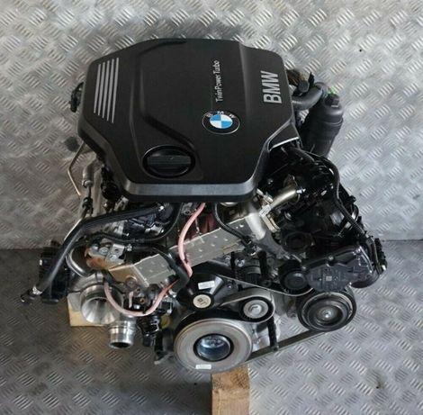 Motor Bmw F10 F30 F20 F25 F26 LCI B47D20A 190cp COMPLET Ca noou