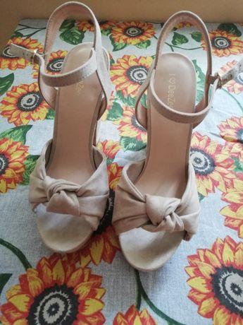 Дамски сандали 37 номер