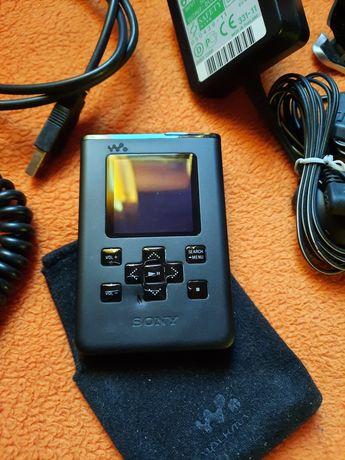 Sony Walkman - портативен хард диск плеър.
