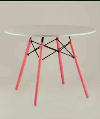 Куханный дизайнерский стол 1м×1м