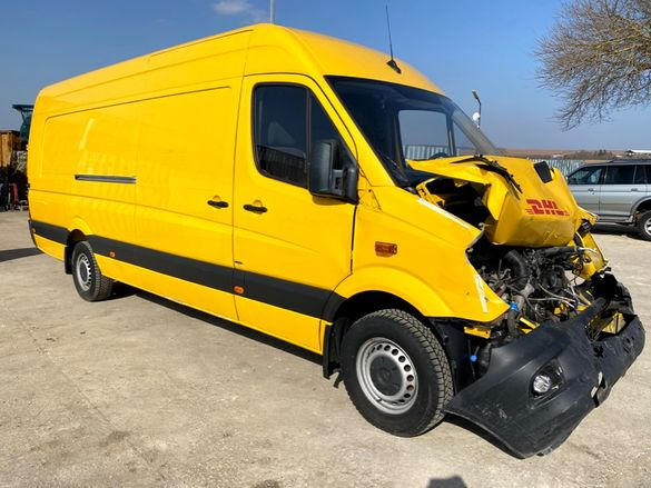 Mercedes Sprinter 316 2.2 CDI 163hp, 6 sp. , engine 651955, euro 6 C,