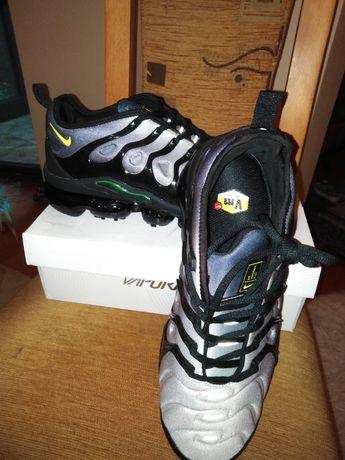 Nike vapor max plus Black volt 924453 009