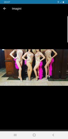 Costum pentru fete de dans