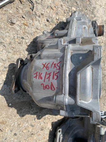 Cutie transfer Bmw f15 f16 X5 X6 motor 3.0d