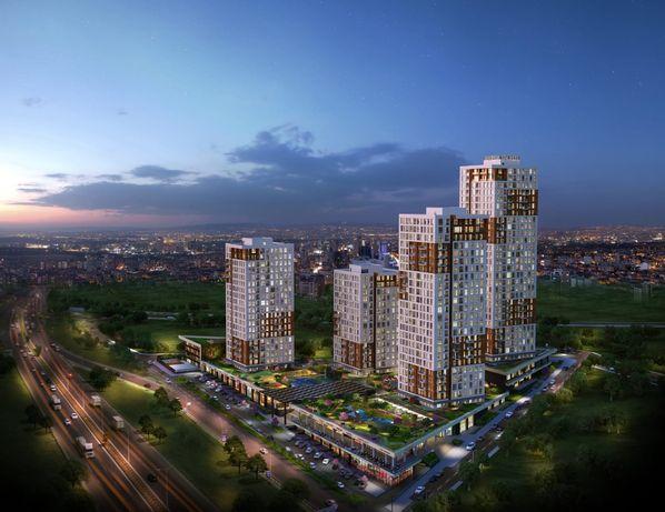 Срочно продам 7 квартир  от застройщиков Стамбула