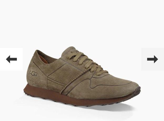Pantofi piele sport UGG autentic