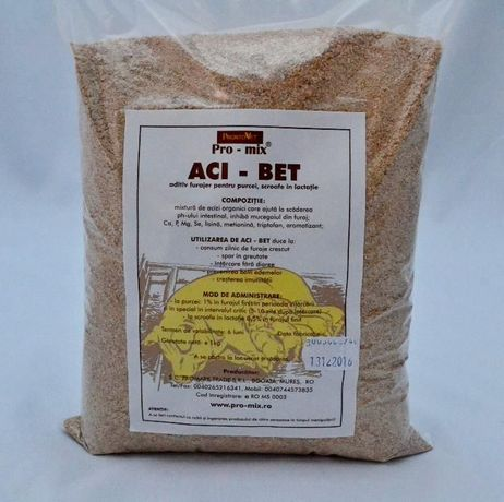 ACIBET aditiv furajer 1 kg