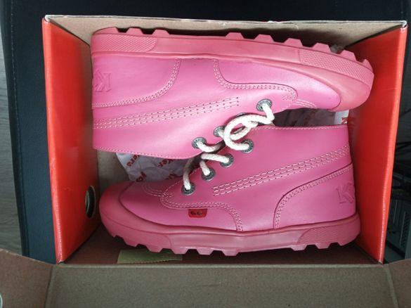 Детски обувки за момиче KicKers