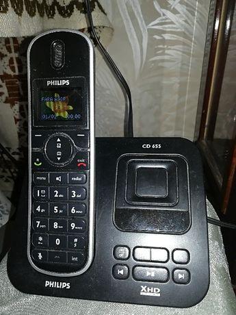 Telefon fix Philips-2 baze