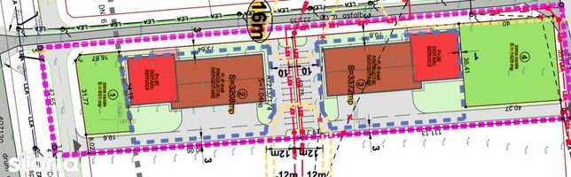 PUZ industrial 10.000 mp Remetea front 42m la sosea, DN6