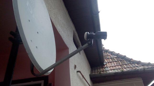 Vind antena prin satelit Digi.