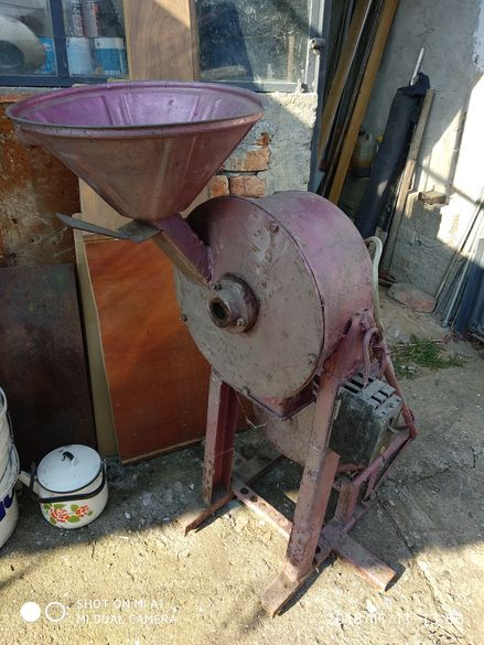 Мощна фуражомелка 5.5 kW