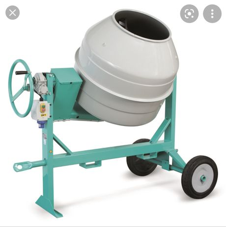 Inchiriez betoniera profesionsla 350 litri