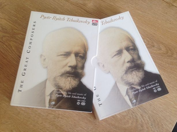 Piotr Ceaikovski - DVD & 2 CDs