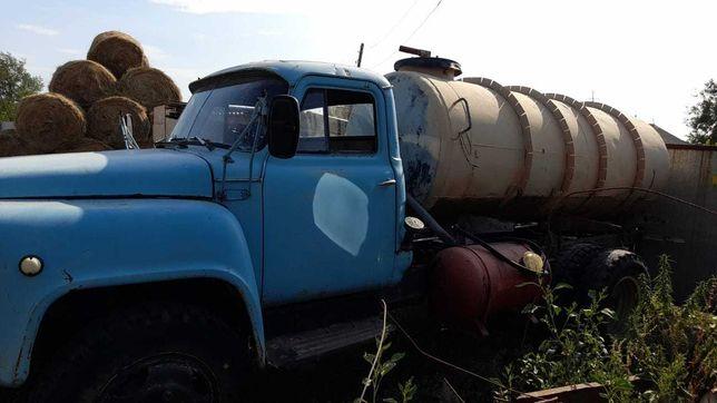 Продам Газ-53 ассенизатор