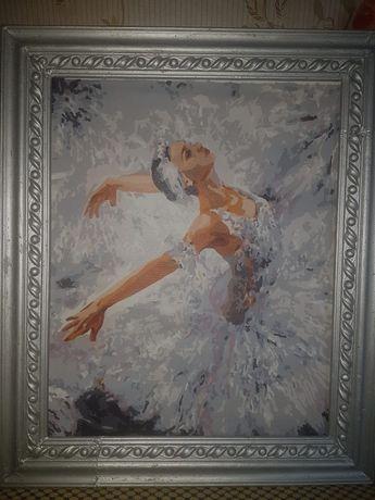Картина балерина!