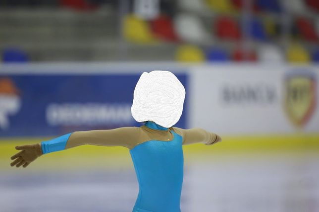 Rochita patinaj artistic
