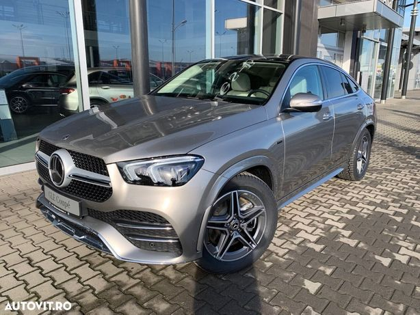 Mercedes-Benz GLE Coupe Linie AMG / Distronic / Plugin Hybrid / Premium / Burmester