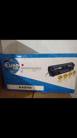 Картридж Euro print ce740a ce741a ce742a ce743a