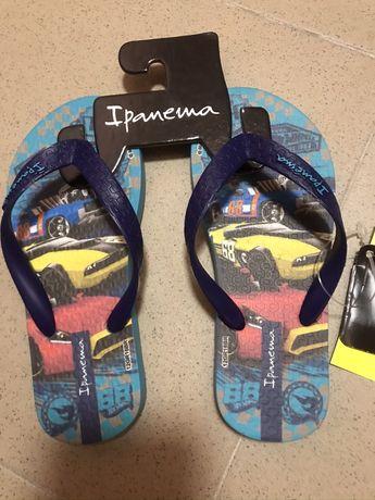 Нови чехли Ipanema Hot Wheels