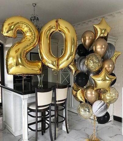 Гелиевые шары(шарики)!Красивое украшение для любого повода и бюджета!