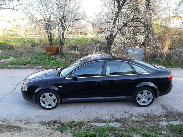 Audi A6 С5 4.2 299hp. На Части