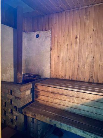 Семейная уютная баня