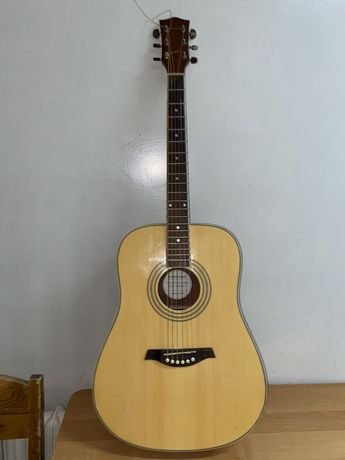 гитара Cortland срочно торг