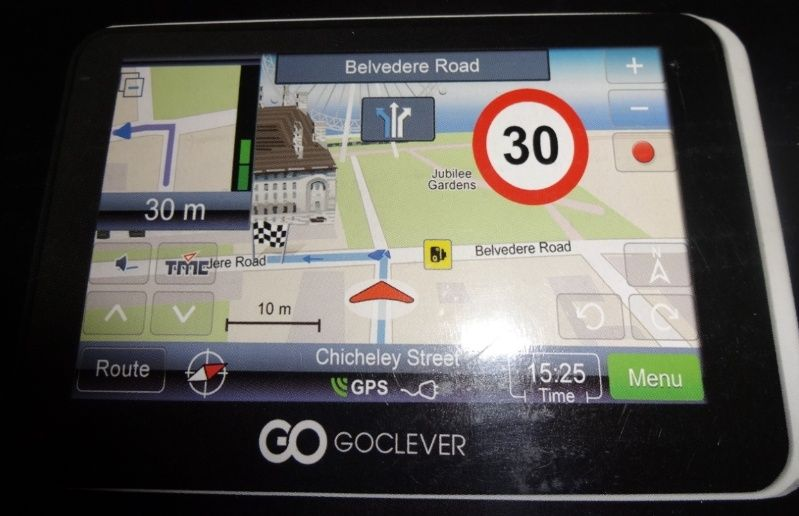 GPS Go Clever Navio 500 PLUS гр. София - image 1