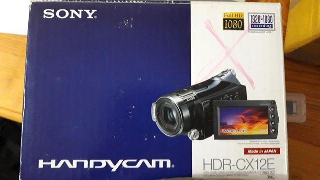 Продаётся видеокамера sony японская новая