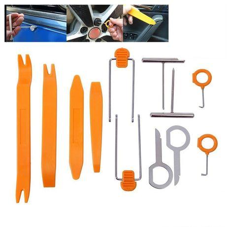 Ремонтен комплект за разглобяване интериор инструменти щипки на кори