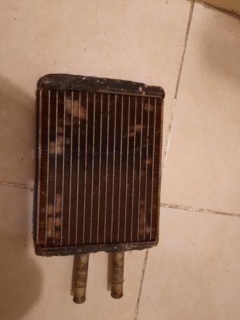 Печка радиатор от мицубиси Спец вагон латунный