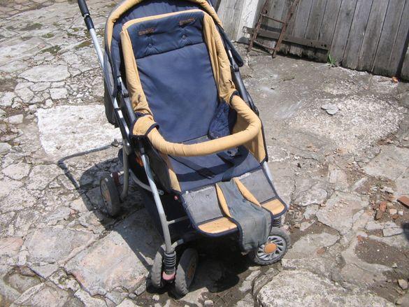Детска количка-отлично сътояние