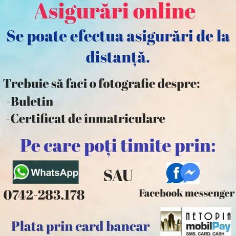 Asigurari online - Acte Auto
