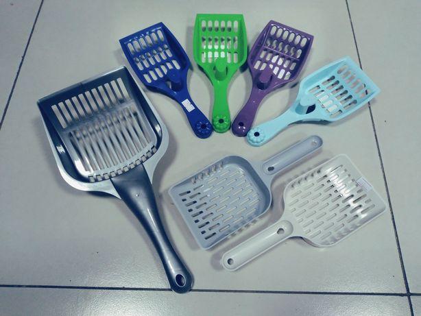 Совки лопатки для лотков