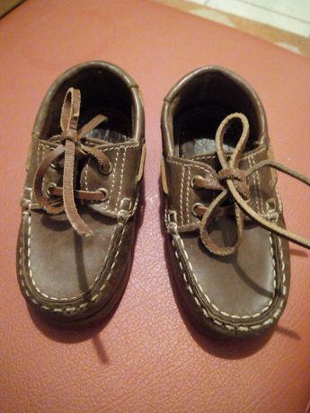 Детски обувки Зара естествена кожа 23 номер