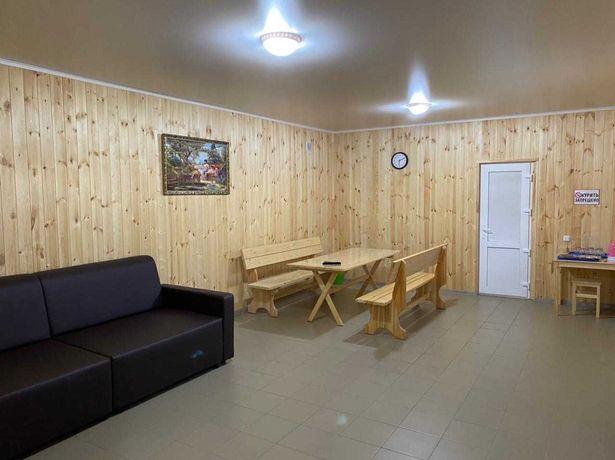 Баня-сауна на дровах район КСК . 3000 час