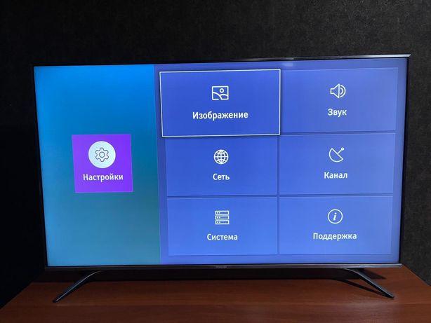 Срочно телевизор продаётся почти новый
