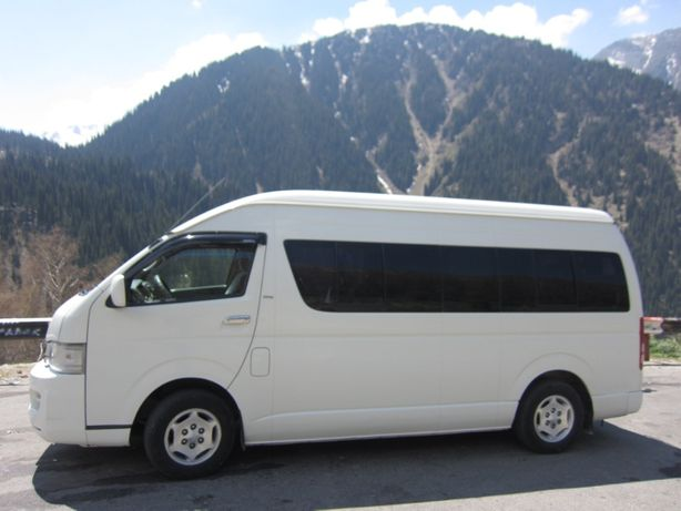 Аренда микроавтобуса.Пассажирские перевозки.