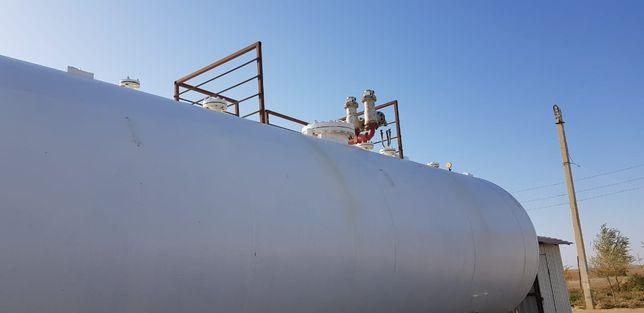 Газовая ёмкость бочка