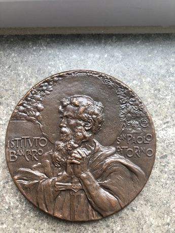 Medalie Institutul Bancar San Paolo di Torino