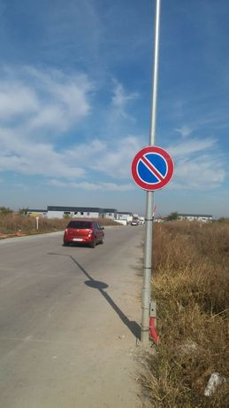 Teren 10.000m2 zona industriala Chiajna
