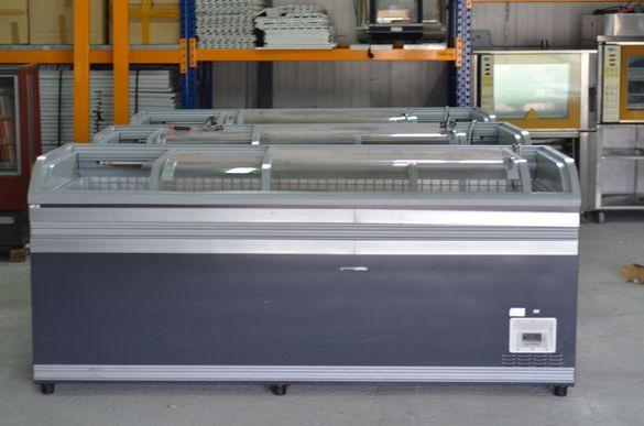 Хладилни витрини, фризери и професионално оборудване за супермаркети