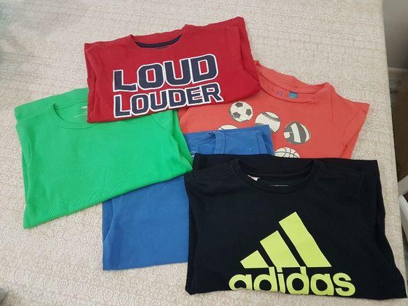 Лот тениски за момче раз110