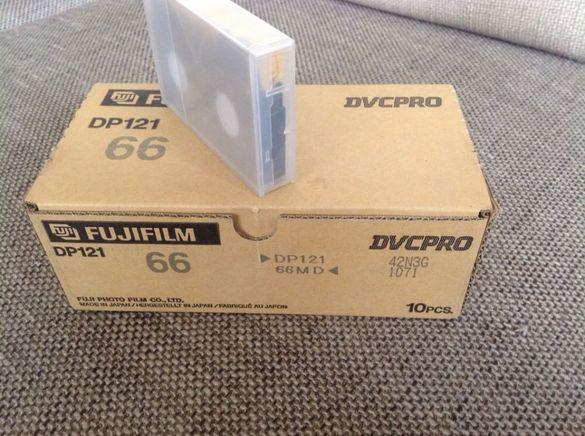 Професионални видеокасети DVCPRO 66
