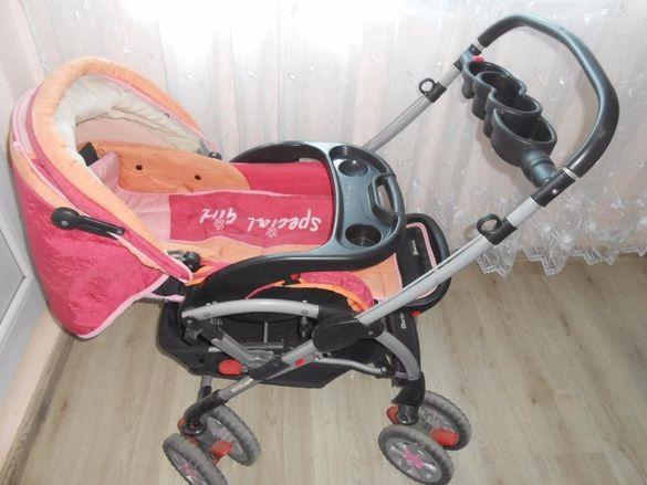 Детска количка на бертони