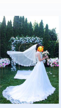 Свадебные платье!