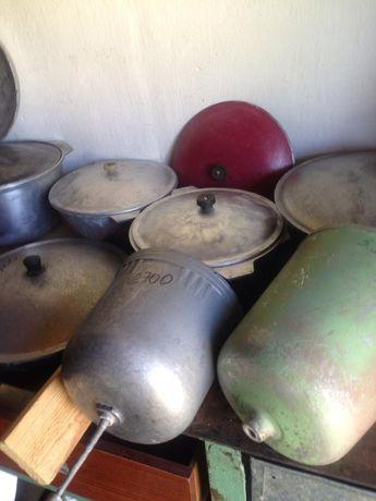 Казаны 3,5,8 литров сковородки , мантоварка , умывмльники