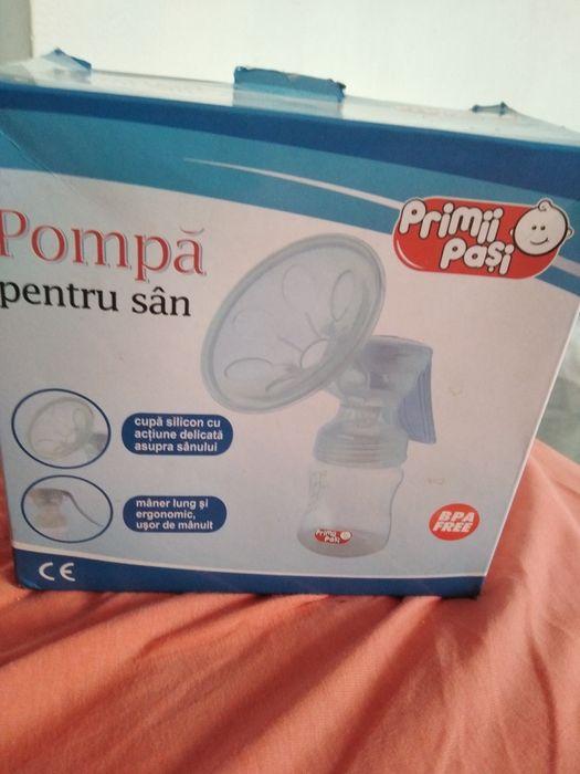 Pompa manuala pentru sân Cluj-Napoca - imagine 1